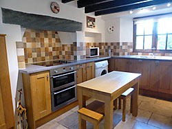 Kitchen, Long House, Great Langdale